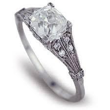 estate engagement rings estate engagement ring antique engagement ring pla