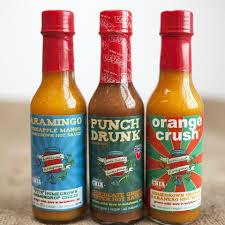 organic hot sauce homesweet homegrown organic vegan hot sauces fresh ghost peppers