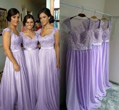 purple bridesmaid dresses selling purple lilac lavender bridesmaid dresses lace chiffon