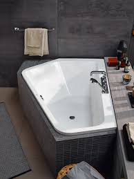 Alegna Bathtubs by A New Bathtub Design That Is Perfect For Two People Contemporist