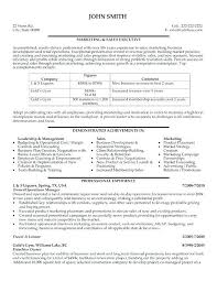 sales resume format sales marketing resumes this is marketing resume sles marketing