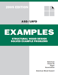 national design specification nds for wood construction 2005