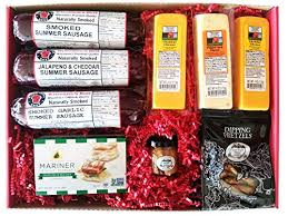 summer sausage gift basket gift basket ideas for men
