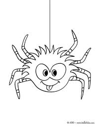 spider coloring pages 14 printables color halloween