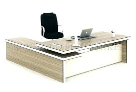 U Shaped Office Desk U Shaped Desk Dimensions L Office Medium Size Of Shape Desks