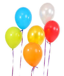 Balloons On Sticks Centerpiece by How To Decorate Your Venue Using Party Balloons Ebay