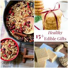 healthy food gifts 15 healthy edible gifts thrifty t s treasures
