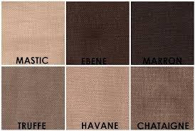 canapé tissu marron les tissu pour canape idées novatrices de la conception et