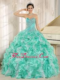 green quinceanera dresses quinceanera dress apple green beaded ruffles