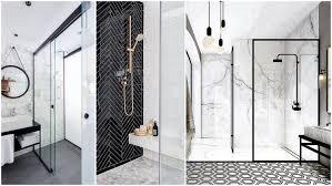 bathroom tile shower design airy transparent bathrooms and door less walk in shower designs