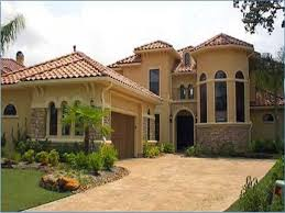 two story spanish style house plans blueprint house style design