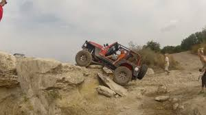 badass jeep wrangler badass jeep rubicon tj tries to climb up an impossible ledge youtube