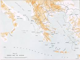 Corinth Greece Map by Hyperwar The Mediterranean U0026 Middle East Vol I Chapter Xii