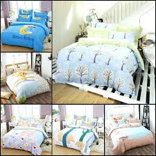 Duvet Covers Single Uk Printed Duvet Covers Uk Fashion Tree Blue Moon Bedding Set Kids