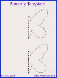 best photos of butterfly pattern template free butterfly