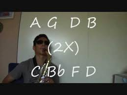 Sexy Sax Man Meme - tutorial how to play careless whisper sexy sax man for eb and c
