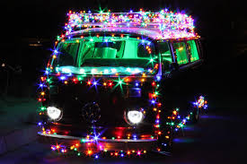 volkswagen christmas after the twinkle light parade in albuquerque nm search for