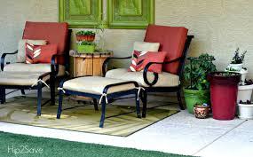 Aluminium Patio Sets How To Fix Faded Aluminum Patio Furniture Using Just One Common
