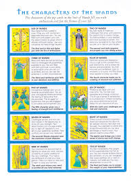 divination reading the tarot cards oracle the characters of