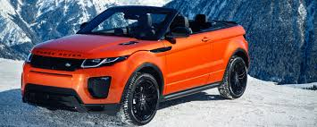 evoque land rover convertible land rover introduces the 2017 evoque convertible indigo auto