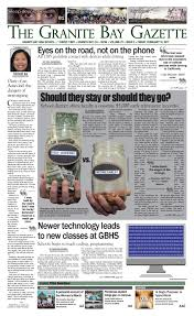 granite bay gazette october 2017 february 2017 gazette all sections combined by karl grubaugh issuu