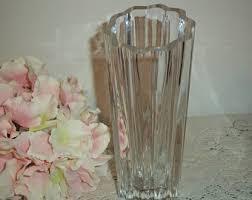Vintage Lenox Crystal Star Bud Vase Ribbed Lenox Vase Etsy