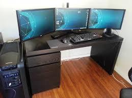 Black Computer Desk Best Mainstays L Shaped Desk Ideas Desk Design