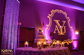 wedding backdrop name karma event lighting for weddings and special events