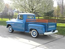 Vintage Ford Truck Colors - 55 truck phil u0027s classic chevys