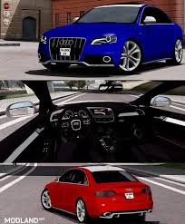 audi s4 rs audi s4 rs mod for ets 2