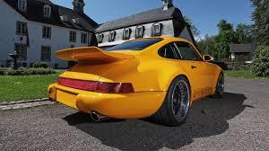 porsche ruf ctr2 porsche 964 by dp motorsport is an extreme lightweight racer