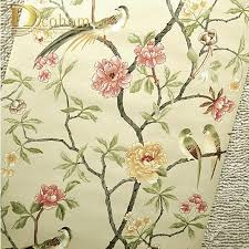 wallpaper with birds wholesale birds trees flowers chinoiserie wallpaper birds tree