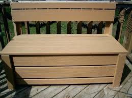 Rubbermaid Storage Bench Amazing Unique Outdoor Patio Storage Bench For Patio Storage