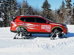 nissan rogue jump start we drive the nissan rogue warrior the most badass cure for the