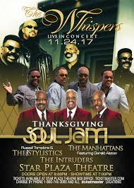 thanksgiving soul jam 2017 nov 24 2017 plaza theater