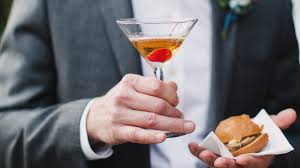 your wedding food and drink etiquette questions answered martha