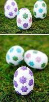 Decorating Easter Eggs Glitter by 18 Easy U0026 Creative Diy Easter Egg Decorating Ideas Browzer