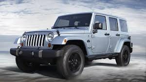 white jeep with teal accents jeep wrangler arctic and liberty arctic arrive in time for winter