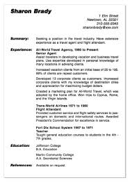 Resume Sample Flight Attendant Inserting Quotes Into Essays Newspaper Editorials How To Write