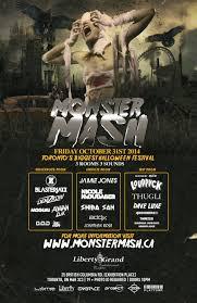 ra monster mash halloween with jamie jones nicole moudaber at
