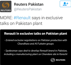 renault pakistan emerging pakistan on twitter