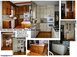 cleaning old kitchen cabinets kitchen cabinet refinish job i did before u0026 after photos