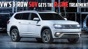 volkswagen atlas seating credible but not incredible 2018 volkswagen atlas first drive