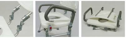 Commode Chair Over Toilet Brighten Medical