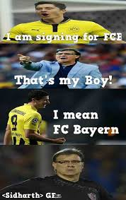 Lewandowski Memes - lewandowski joined fcb fansfoot you ll never laugh alone