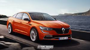 renault talisman 2016 interior renault talisman rs rendering doesn u0027t look half bad