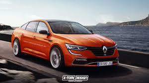 Carscoops Renault Talisman