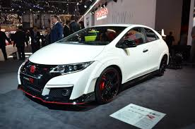 honda civic r honda civic type r sets 7 50 nurburgring autoguide com