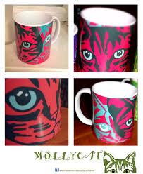 mollycat close up mug cats coffee u0026 tea and originals