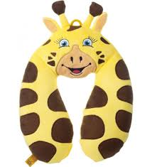 giraffe neck pillow for kids
